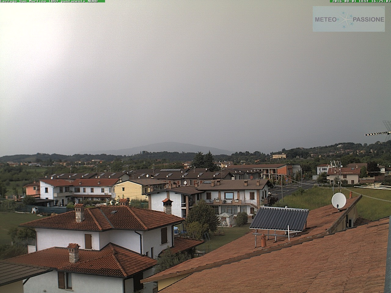 Webcam Cazzago S. Martino